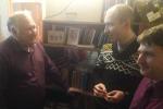 Общение в г. Малоярославец (18.02.2015)