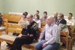 Владимир. Общение со студентами центра реабилитации. (18.02.2015)
