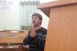 Богослужение в г. Балахна Нижегородской области (19.02.2015)