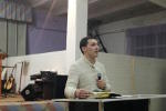 Вечернее служение в г. Нерехта. (26.02.2015)