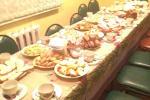 Ужин после собрания (01.04.2015)