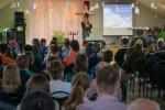 Богослужение в церкви Спасение г. Брянск. (10.05.2015)
