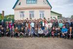 Общее фото перед отъездом из Людиново. (10.05.2015)