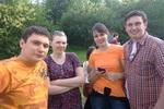 Молодёжная поездка на Минское море (30.05.2015)