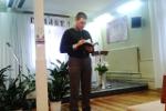 В церкви Петрозаводска (07.04.2015)