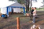 Подготовка к проведению лагеря (14.07.2015)