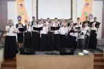 Пение хора (08.04.2018)