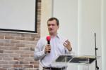 """Александр Савчук, служитель ц. """"Вефиль"""", г. Брест (16.09.2018)"""