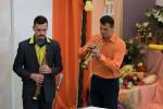 Максим Стасилевич и Александр Стасилевич (30.09.2018)