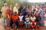 Наша африканская семья (01.01.2019)