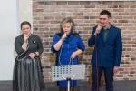 Гости из д. Столовичи (17.02.2019)