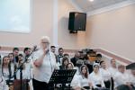 Участие сводного хора в д.Стайки (24.11.2019)