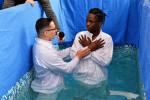 Водное крещение (25.04.2021)
