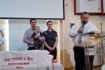 Благословение сына (Артём) Шаплыко Дмитрия и Татьяны (05.06.2016)