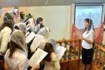 Жатва 2015: хор, дирижирует Борисик Ольга (27.09.2015)