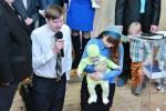 Благословение дочери (Анна) Кацуро Павла и Марии (07.01.2016)