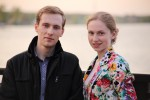 Александр и Ксения Сидоревич (09.05.2015)