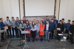 Участие молодёжной ячейки Давида Скоблина и Олега Селюжицкого (11.10.2018)