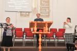 В церкви Берёзовки (08.10.2017)