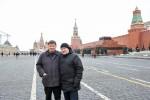 Прогулка по Красной площади (г. Москва) (12.03.2018)