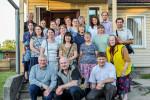 Посещение церкви п.Озерище (31.05.2018)