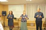 Участие в богослужении в церкви г. Альметьевск (21.11.2018)