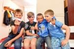 Летняя библейская школа в п. Луговой (ХМАО, Россия) (14.07.2017)