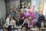 Посещение церкви в районном центре Визинга