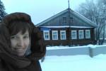 Дом в Сторожевске, где проживает сестра Елена