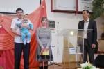 Благословение сына Корпан Владислава и Полины (15.11.2015)