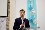 """Ярохович Александр, лидер молодёжи из церкви """"Добрая весть"""" (25.01.2018)"""