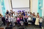 Участие детского хора (28.01.2018)