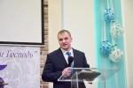 """Служитель столичной церкви """"Благодать"""" Дробаха Денис (25.02.2018)"""