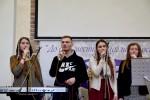Евгения Барсукова, Тимофей Калодько, Наталья Малич и Алина Сакуть (15.03.2018)
