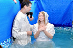 Водное крещение (07.04.2018)