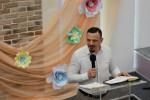 """Сергей Юрку, пастор церкви ХВЕ """"Новая жизнь"""", г. Могилёв (15.04.2018)"""