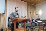"""Посещение  ц. """"Божья ласка"""" д.Раков (25.04.2018)"""