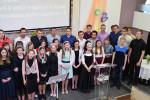 Участие молодёжи в вечернем служении (13.05.2018)
