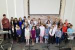 Участие детей воскресной школы (20.05.2018)