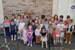 Участие детей воскресной школы (27.05.2018)