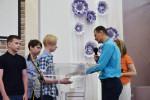 Поздравление выпускников воскресной школы (27.05.2018)