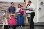 Благословение Анастасии Пильчук (22.07.2018)