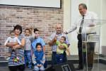 Благословение Арсена Петросяна (09.09.2018)