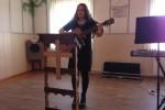 Молодёжь посетила церковь в Логойске (13.03.2016)